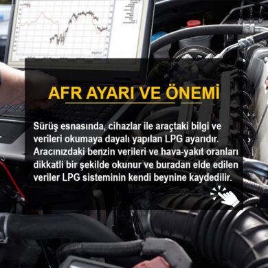 AFR YOL AYARI